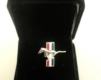 Ford Mustang Vintage collectible Hat Pin/Lapel Pin
