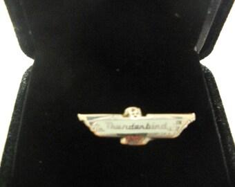 Thunderbird Vintage collectible Hat Pin/Lapel Pin
