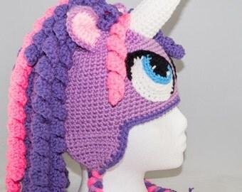 Amazing Little Unicorn Pony Laplander