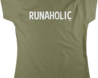 Runaholic Women's T-shirt, NOFO_00538
