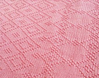 Auroraknit Ben's Blanket Pattern