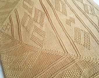 Auroraknit Lillian's Blanket