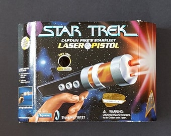Star Trek Laser Pistol Captain Pike
