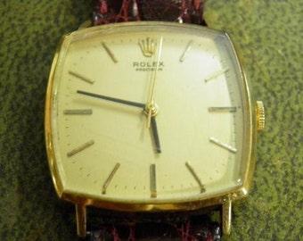 ROLEX wristwatch 18K solid gold