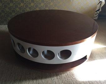 Vintage italian design coffee table 60 years