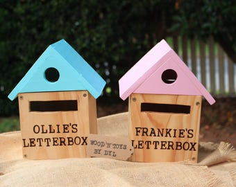 Laurie - Personalised Kids Letterbox