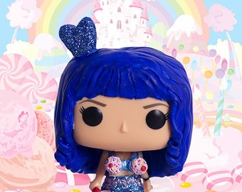 Katy Perry Inspired custom pop