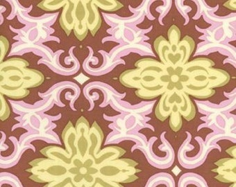 "Amy Butler ""Lotus"" collection  Temple Garland  Cotton Fabric   Remnant"