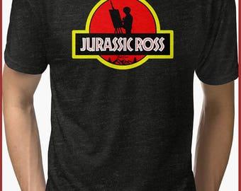 Jurassic Ross! Tri-blend T-Shirt
