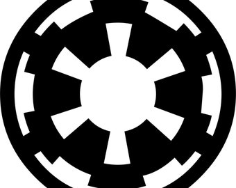 Star Wars Imperial Decal