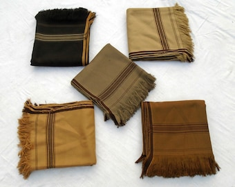 Afghan patoo blanket wool  patu shawl handmade SCARF MEN&WOMEN mix