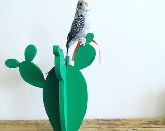 CACTUS - Leonard & co. - wooden - door-jewels - Green