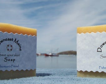Fisherman's Friend Soap