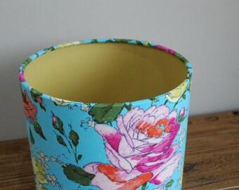 Handmade Lampshade Amy Butler Sketchbook Roses