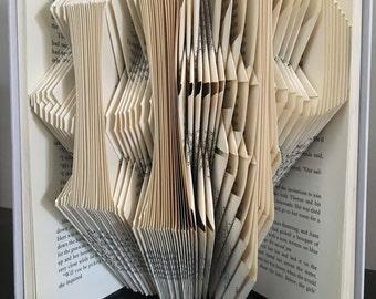 Harry Potter Book Fold