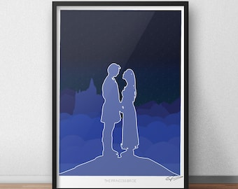 The Princess Bride INSPIRED Poster