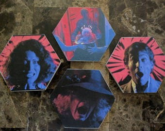 Creepshow decorative coaster set.