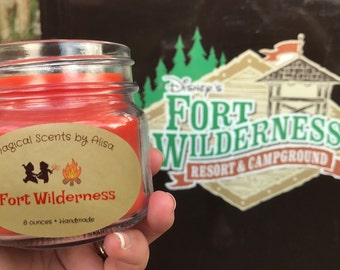 Fort Wilderness ~Magically Inspired~Disney