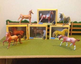 Handpainted Stable mates