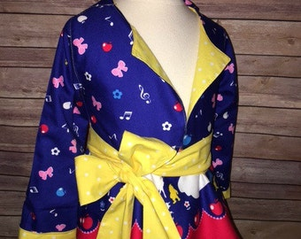 Snow White Themed Jacket- Fully Lined