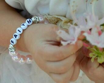 Word Bracelets
