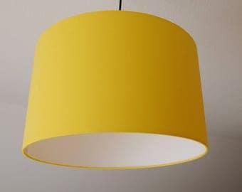 "Lampshade ""Lemon Yellow"""