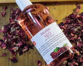Rose Micellar H20 - Cleanse ~Soothe~ Moisturize~ All in One 4.7 fl oz