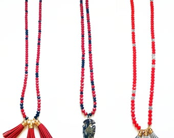 NCSU Necklaces