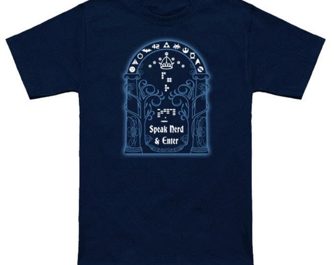 USEFULL KNOWLEDGE Geek T-Shirt Lord of the Rings Batman Zelda Star Trek Pokemon DC Comics Dragonball LotR Nerd