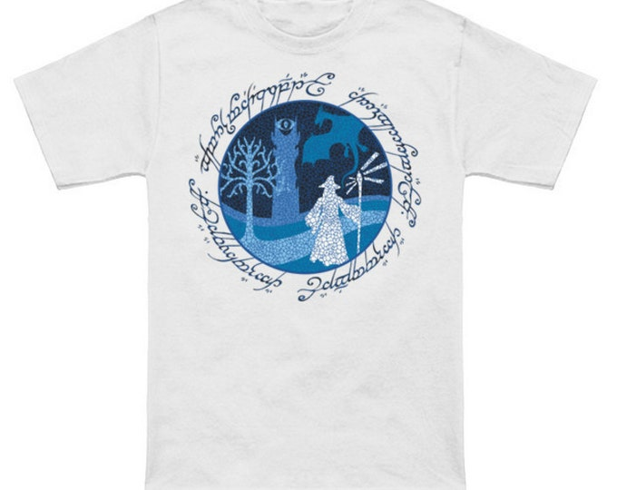 Schaufenster-Bild: A Wise Man's Journey | T-Shirt