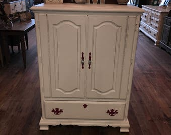 Little Girl Armoire