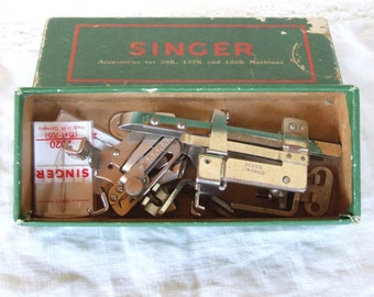 Singer Accessories for 28K 127K and 128k // Singer sewing Machines // Singer Accessories //