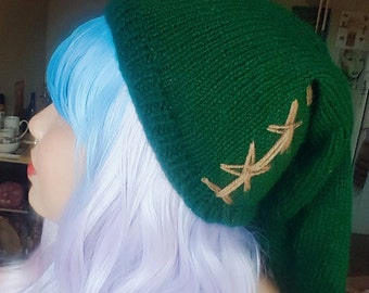 Knitted Link Hat