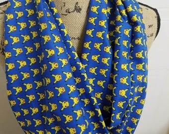Pokemon - pikachu - pika - pika - infinity  - scarf