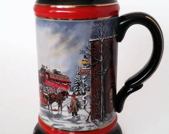 Budweiser Collectible Beer Stein