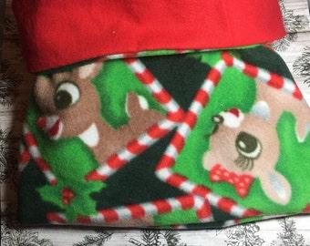 Snuggle sack cozy sack pet sack bonding bag hedgehog, rat, mouse, chinchilla guinea pig sugar glider rabbit animal blanket