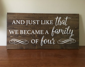 Quote Wood Sign // Custom Rustic Wood Sign // Rustic Sign // Personalized Sign // Large Wood Sign