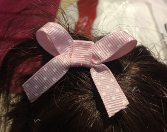 Made to order baby velcro hair bows