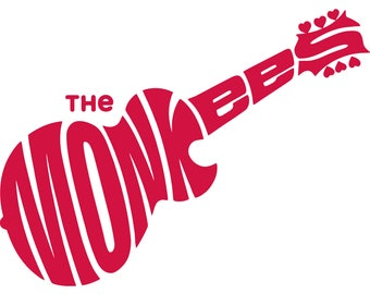 The Monkees Decal