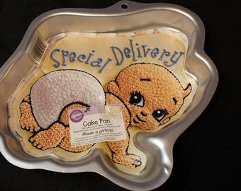Wilton Special Delivery Cake Pan 2105-2003