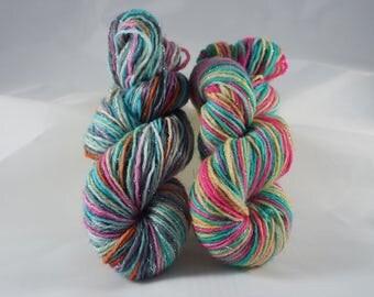 Minis, hand-dyed sock yarn, yarn, Sockyarn, hand dyed
