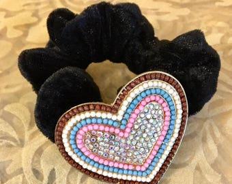 Native American Style Hair Tie