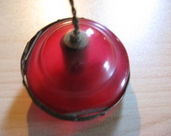 For the dollhouse: Antique lamp ... 20 years!