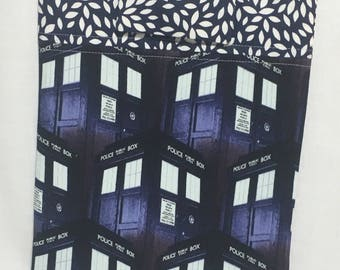 Tardis (Dr. Who) iPad Sleeve