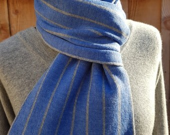 Scottish Merino scarf