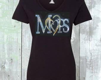 MOPS Sequins Shirt - Mothers of Preschoolers