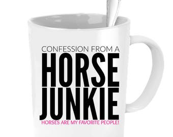 horse mug, horse gifts, funny horse mug, equestrian gifts, horse coffee mug, horseback riding, horse gifts for girls, horse lover gifts