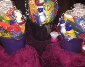 Housewarming Gift Buckets