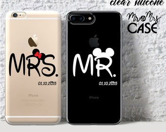 coque iphone 6 monsieur madame
