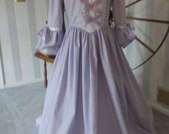 Womens victorian-colonial dress [ready To Ship] size 16
